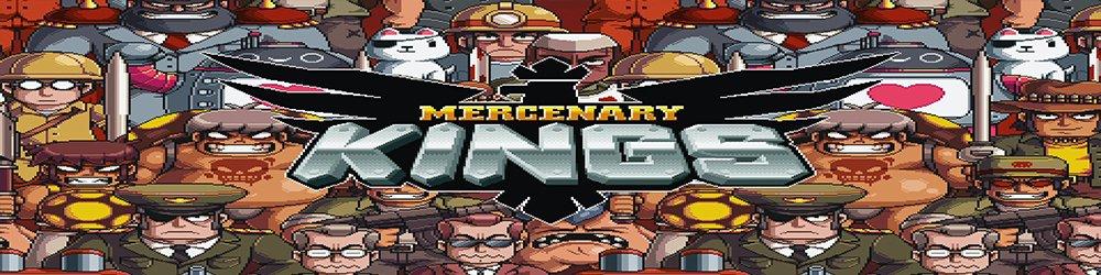Mercenary Kings banner