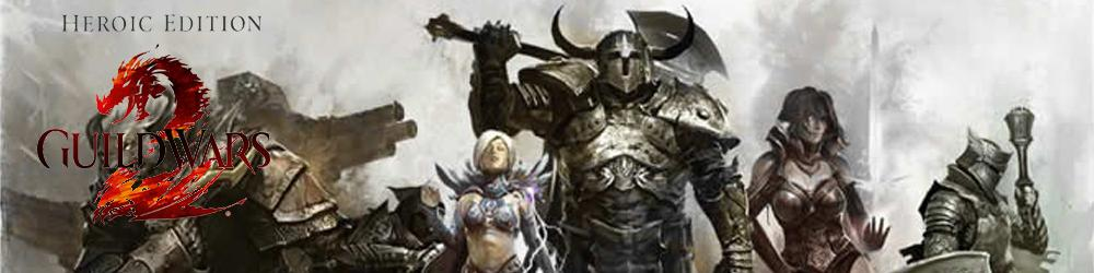 Guild Wars 2 Heroic Edition banner