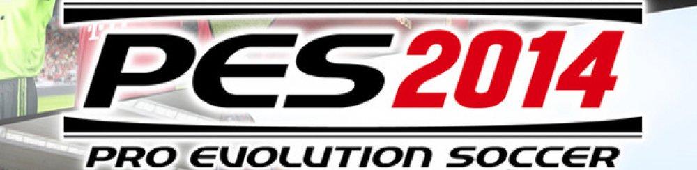 Pro Evolution Soccer 2014 PES 14 banner