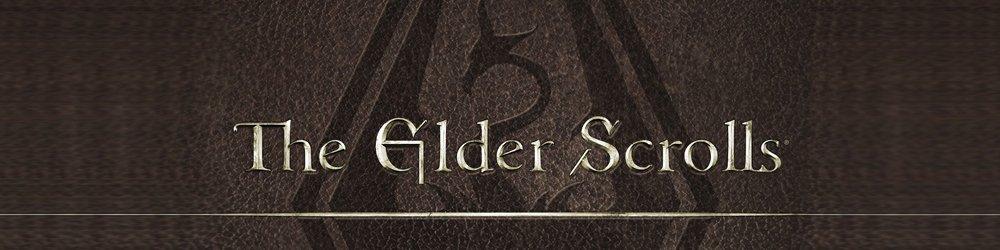 The Elder Scrolls Anthology banner