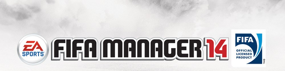 FIFA Manager 14 banner