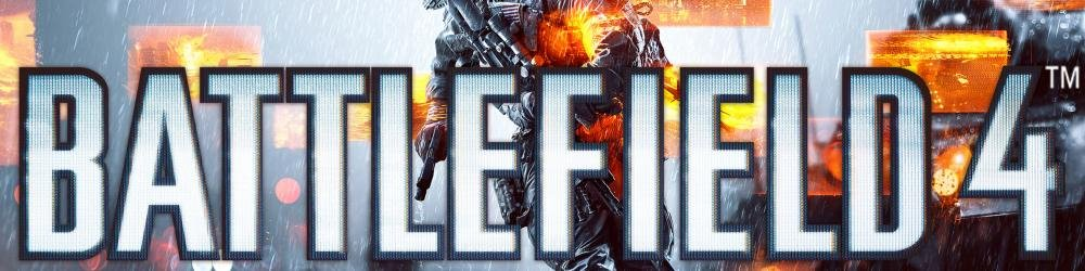 Battlefield 4 Limited Edition banner