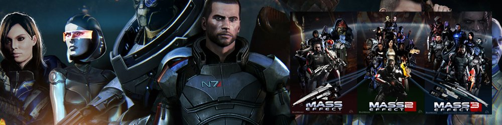 Mass Effect Trilogy banner