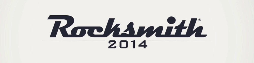 Rocksmith 2014 banner