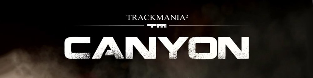 TrackMania 2 Canyon banner