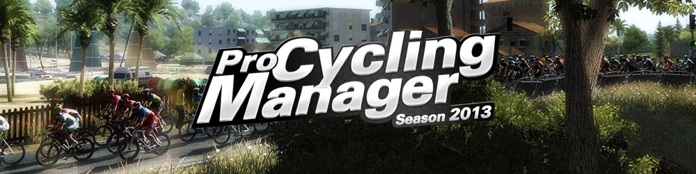 Pro Cycling Manager 2013 banner