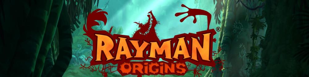 Rayman Origins banner