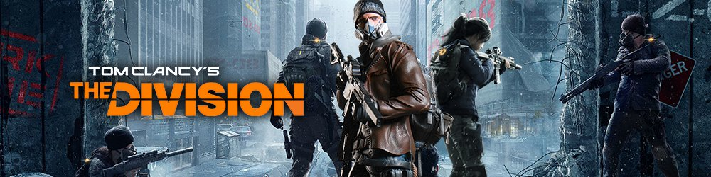 Tom Clancys The Division banner