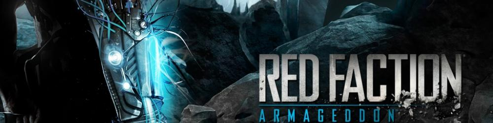 Red Faction Armageddon banner