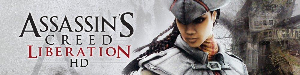 Assassins Creed Liberation HD banner