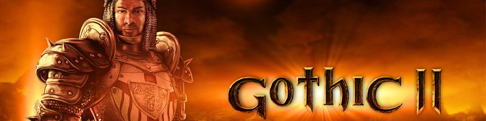 Gothic II Gold Edition banner