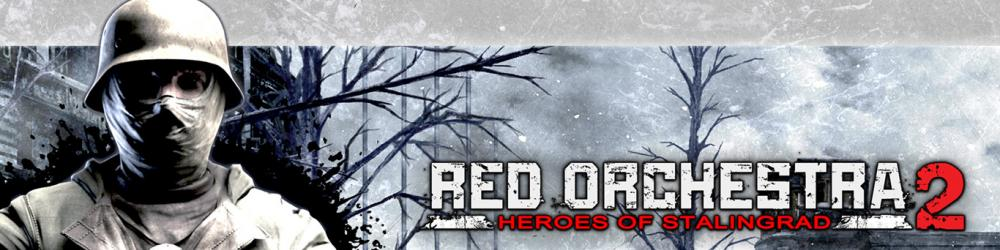Red Orchestra 2 Heroes of Stalingrad banner