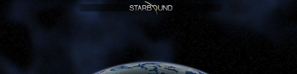 Starbound banner
