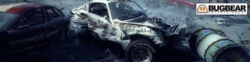 Next Car Game Wreckfest banner