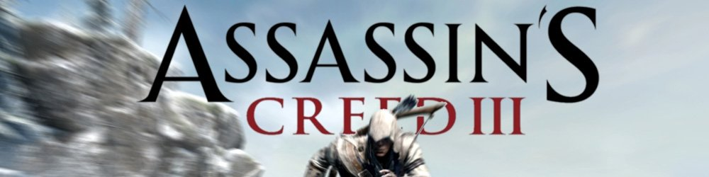 Assassins Creed 3 Steam banner