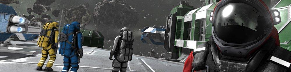 Space Engineers banner