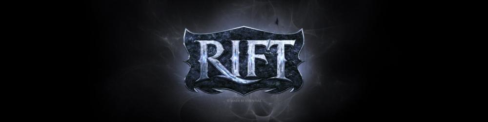 Rift 60 dní předplacená karta banner