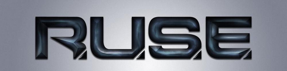 R.U.S.E. RUSE banner