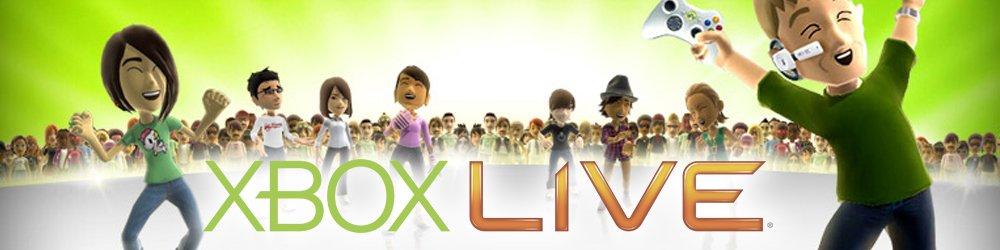 Xbox Live 25 EUR banner
