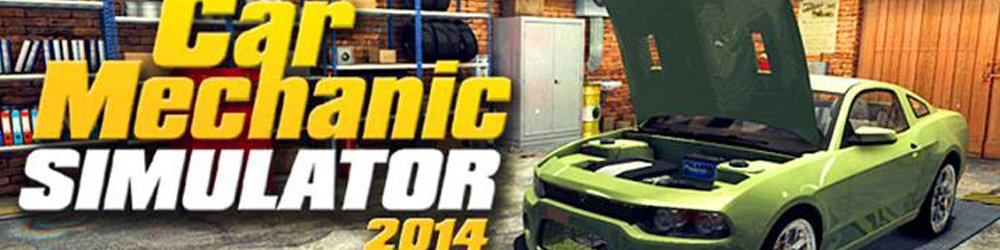 Car Mechanic Simulator 2014 banner