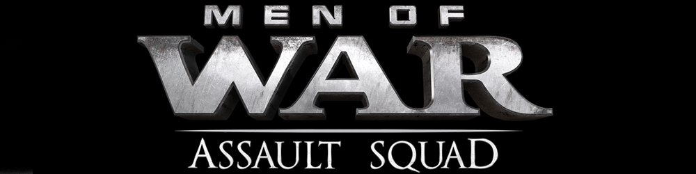Men of War Assault Squad banner