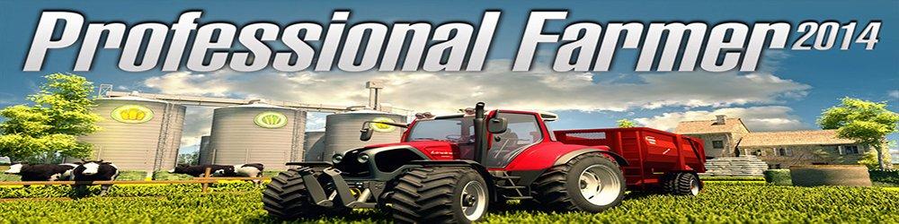 Professional Farmer 2014 banner