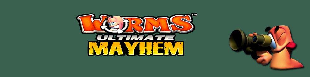 Worms Ultimate Mayhem banner