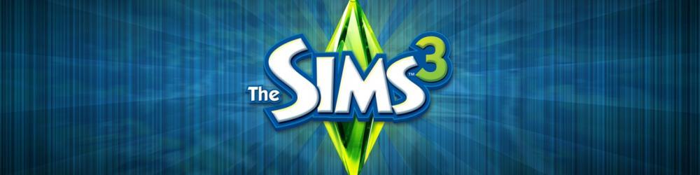 The Sims 3 Horské Lázně banner
