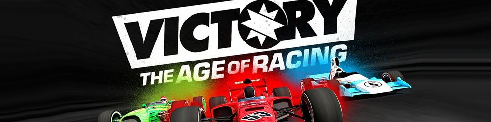 Victory The Age of Racing Steam Founder Pack banner