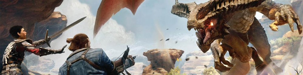 Dragon Age 3 Inquisition banner