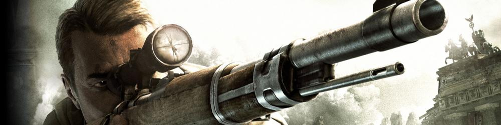 Sniper Elite V2 Collectors Edition banner