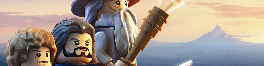 LEGO The Hobbit banner