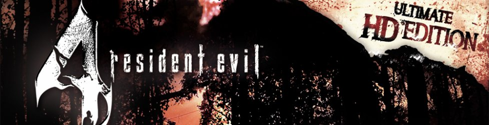 Resident Evil 4 / Biohazard 4 Ultimate HD Edition banner