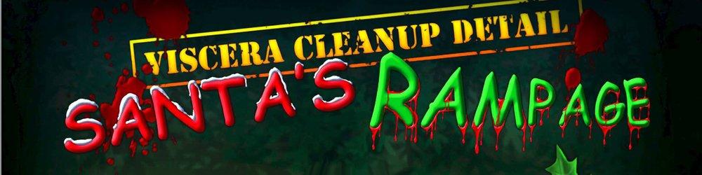 Viscera Cleanup Detail Santas Rampage banner