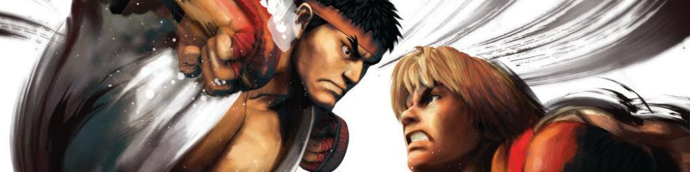 Super Street Fighter IV Arcade Edition banner