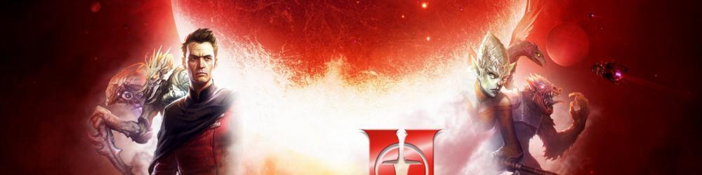 Sword of the Stars II Enhanced Edition banner