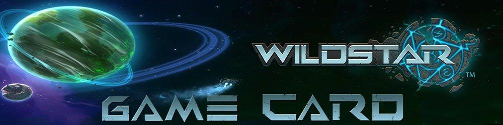 Wildstar EU 30 Dní předplacená karta banner