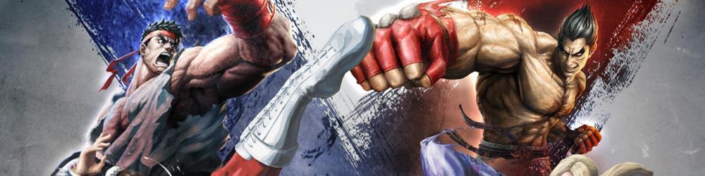 Street Fighter X Tekken banner