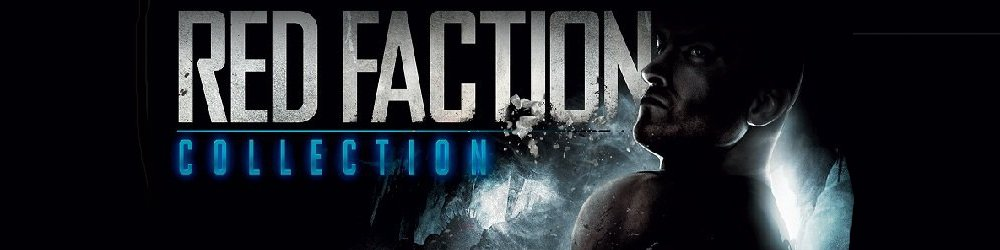 Red Faction Collection banner