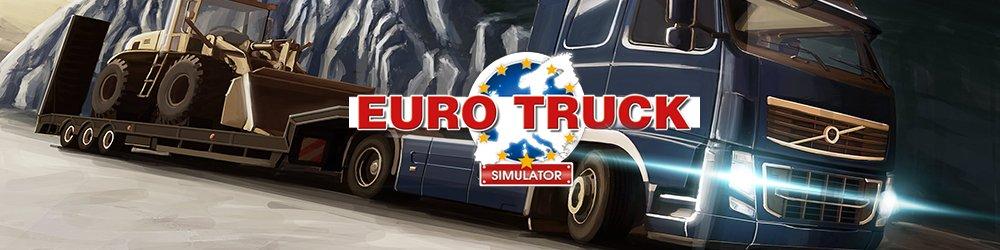 Euro Truck Simulátor banner