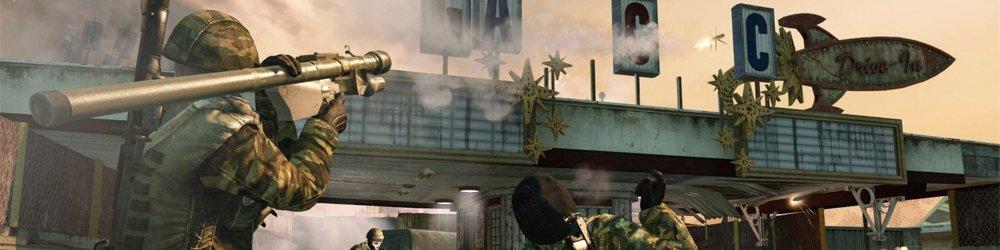 Call of Duty Black Ops Annihilation & Escalation Mac banner