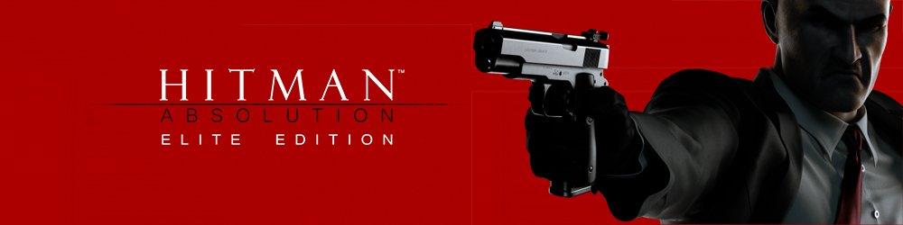 Hitman Absolution Elite Edition banner