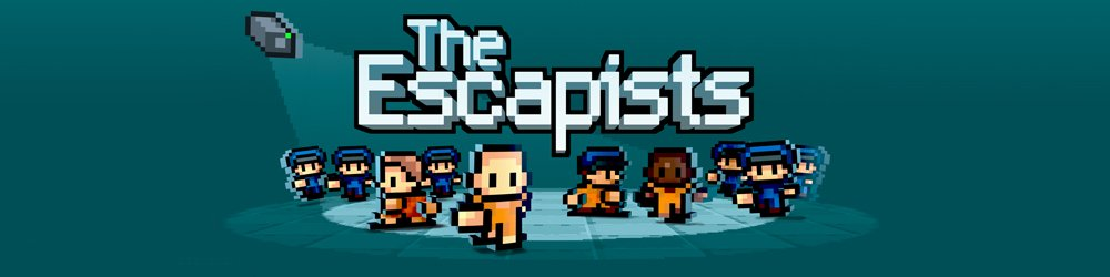 The Escapists banner