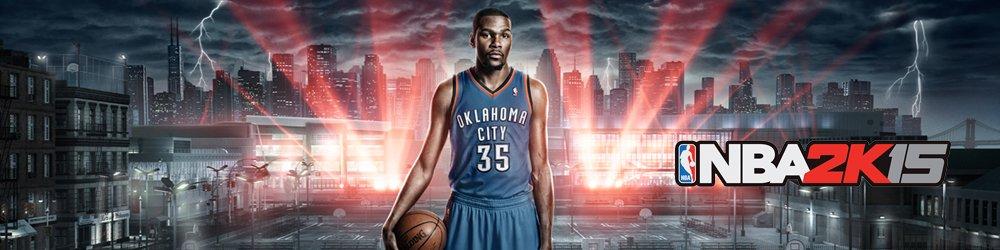 NBA 2K15 banner