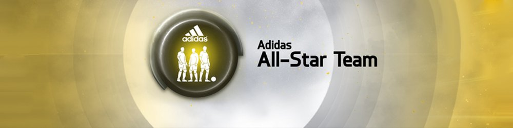 FIFA 15 Adidas All-Star Team banner