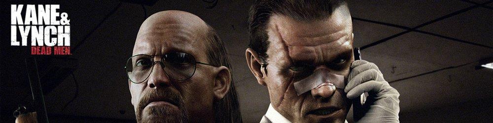 Kane and Lynch Dead Men banner