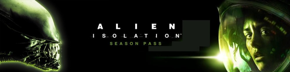 Alien Isolation Season Pass banner