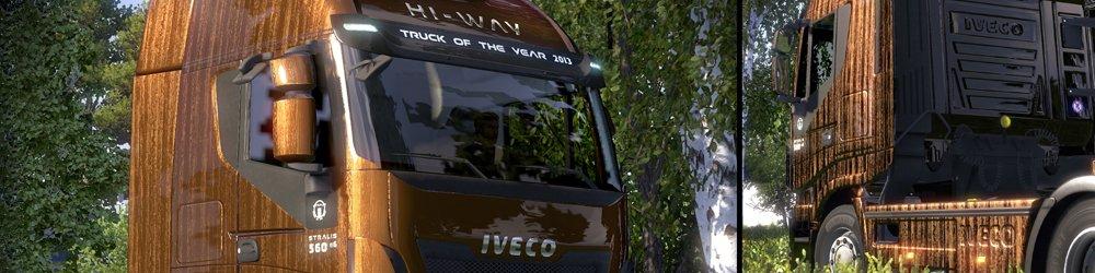 Euro Truck Simulátor 2 Flip Paint Designs banner
