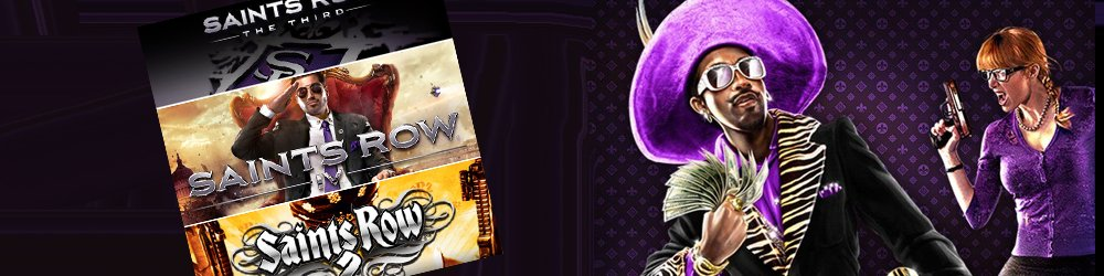 Saints Row Ultimate Franchise Pack banner