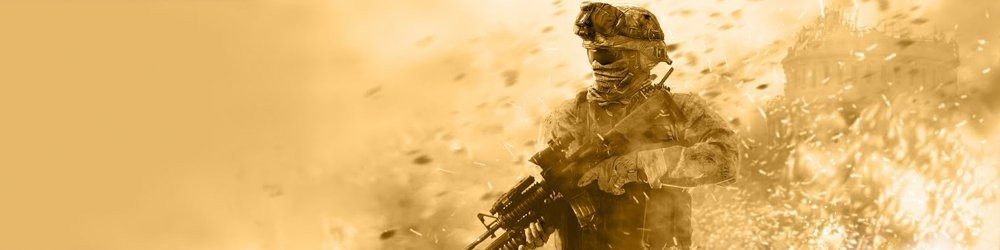 Call of Duty Modern Warfare 2 Stimulus Package banner